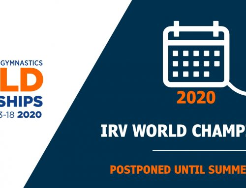 Postponement of 2020 World Championships